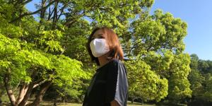 夏用マスク「Ms Mask relax」